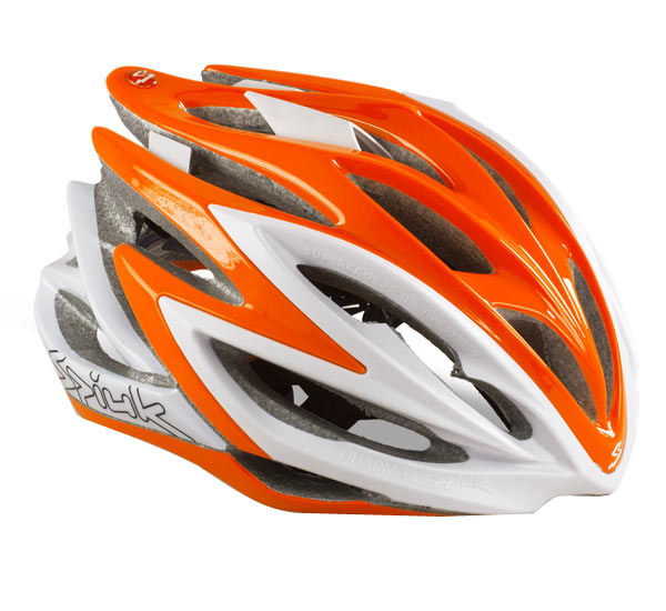 CASCO CICLISMO SPIUK DHARMA HELMET orange white.jpg